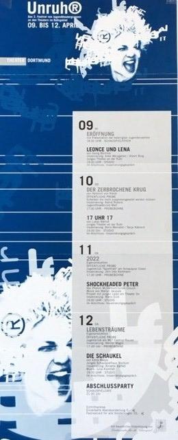 Flyer_Dortmund_2003